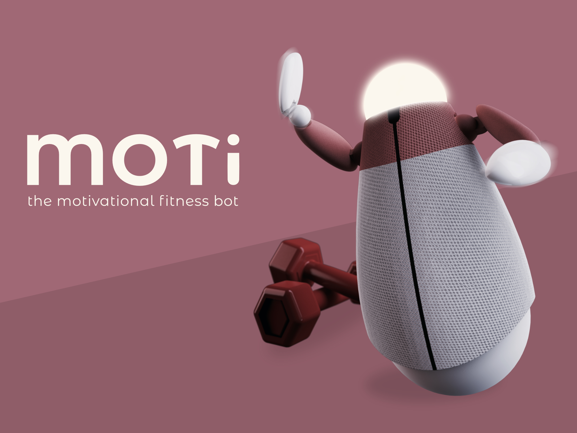 Moti - The motivational fitness bot