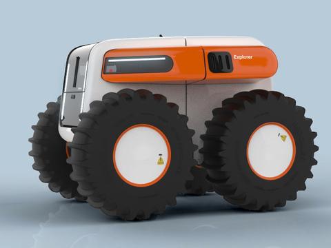 All Terrain Vehicle / Mathias Franzke
