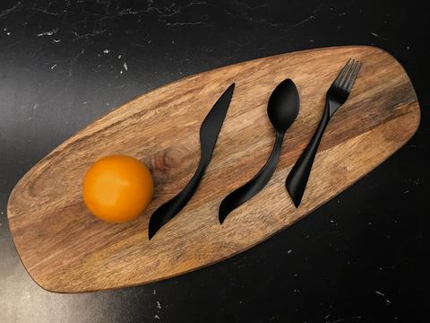 Ocean Cutlery von Maiara Raisa Reisdorfer