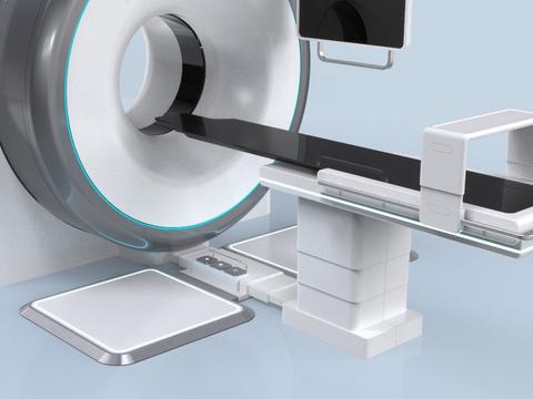 Sliding Doctor / Patiententischmodul für bildgeführte Interventionen / Isabelle Martyna