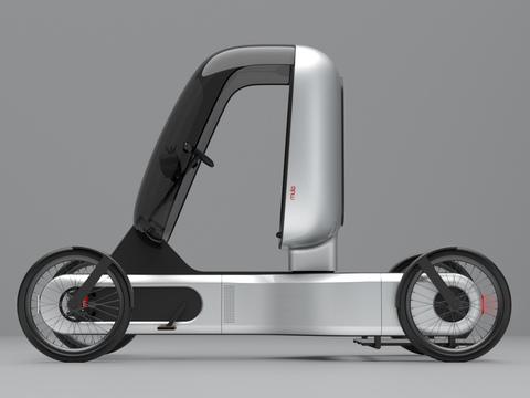 Cargo Bike / Keno Boomgaarden